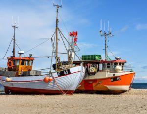 Danimarca-barche